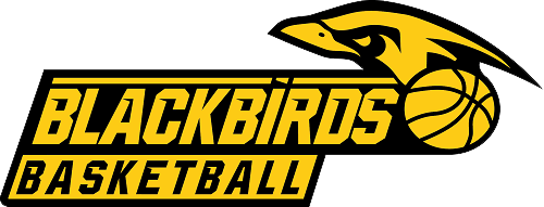 Logo Blackbirds Basketball